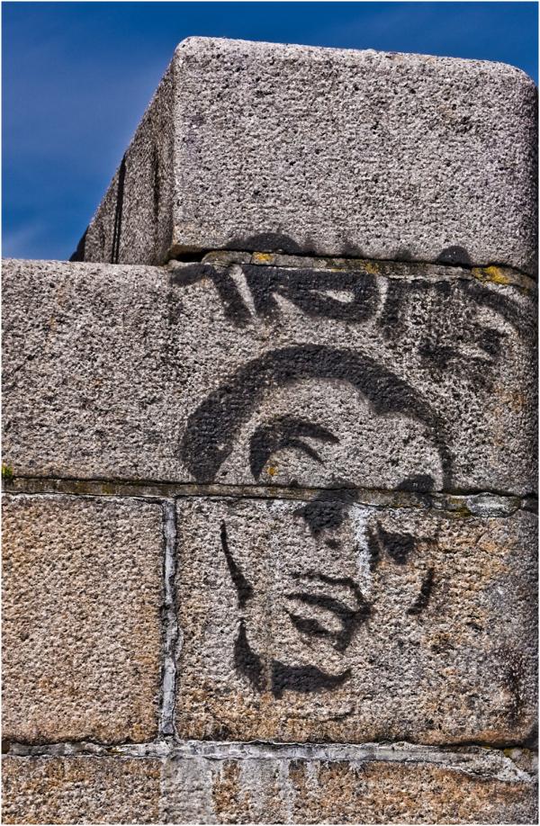 Danish Graffito