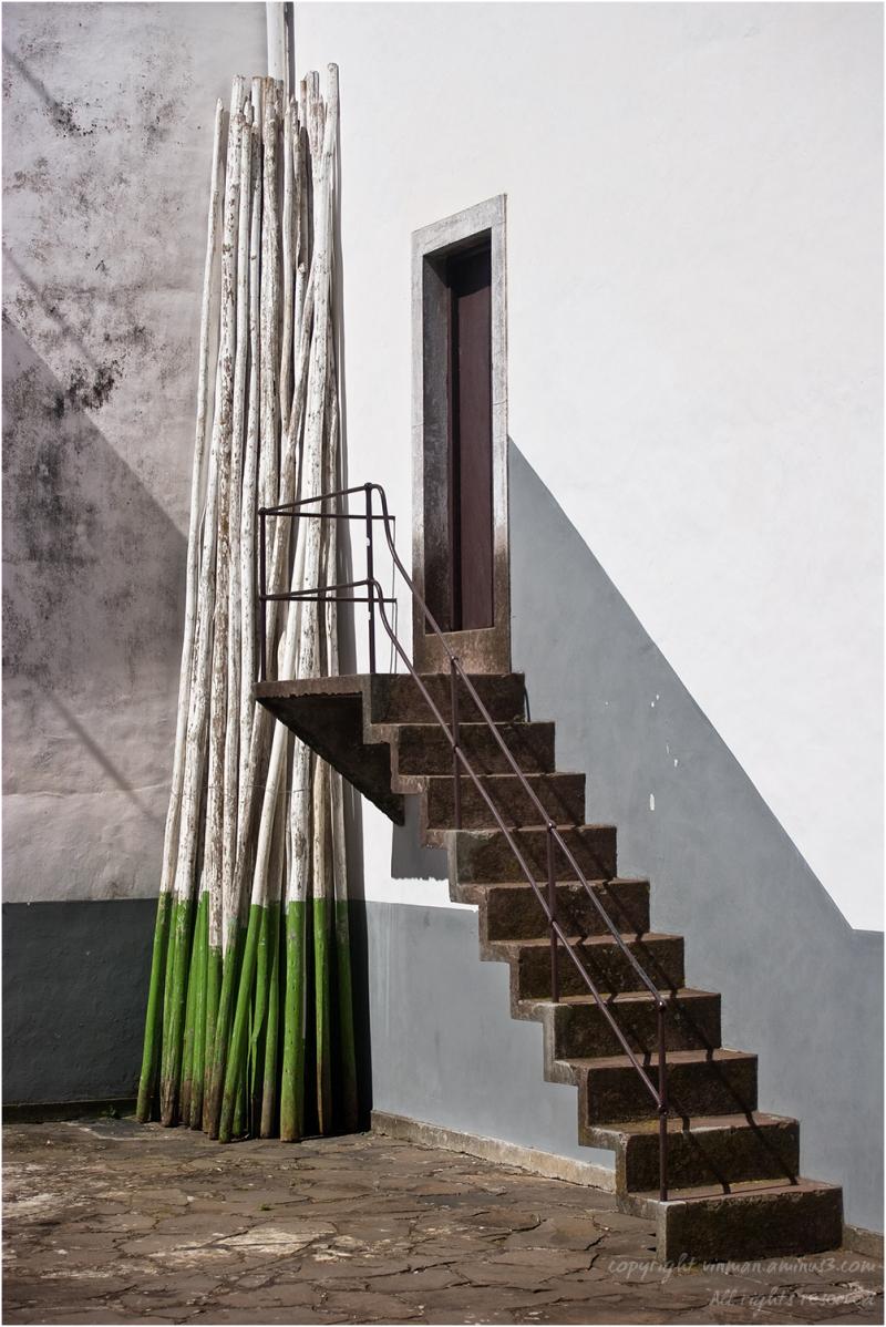 Green Poles