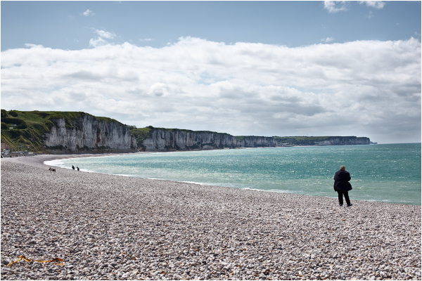 Fecamp Beach