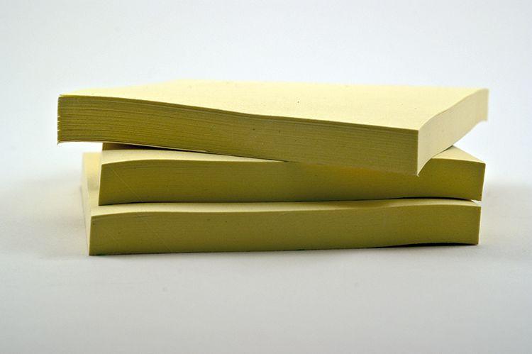 three pads