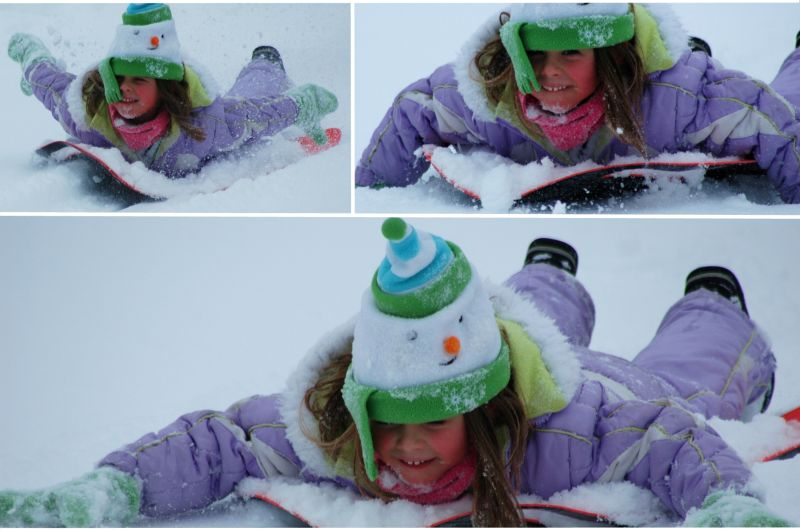 It's a sledding-good time :)