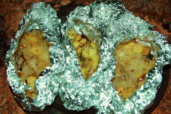 Ike Potatoes