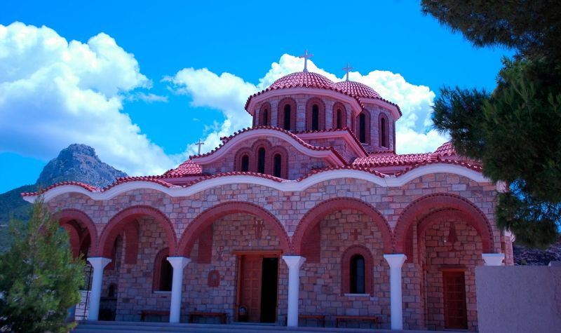 Monestary 2 Greece