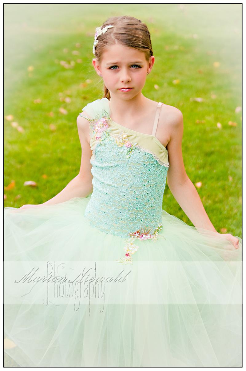 recital dress