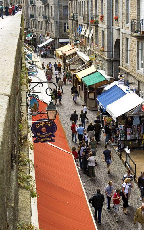 Calles de Sant Malo