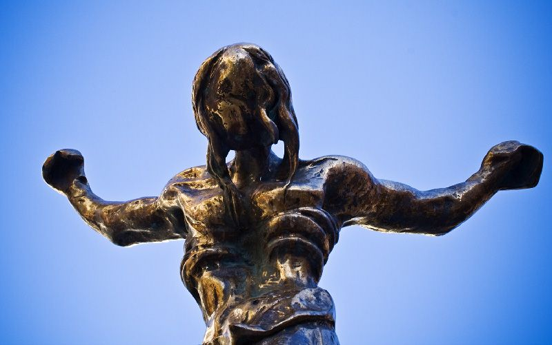 Cristo San Juan de la Cruz