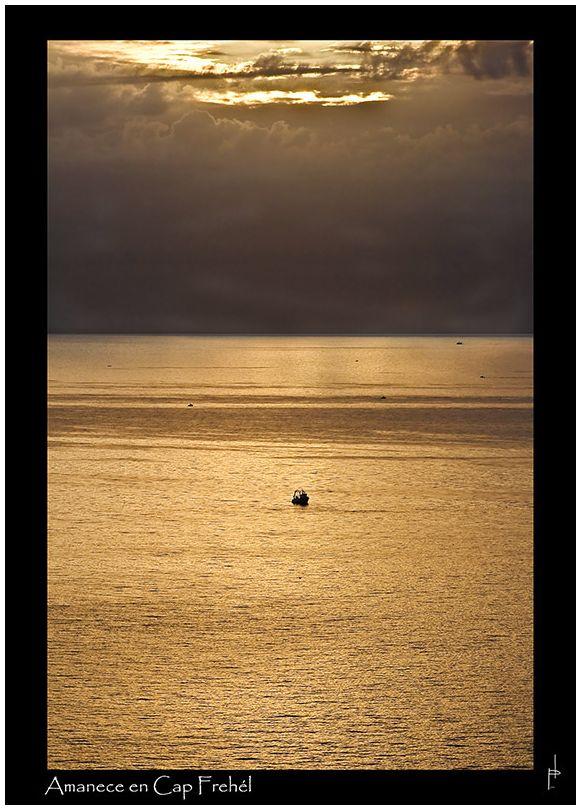 Amanece en Cap Frehél