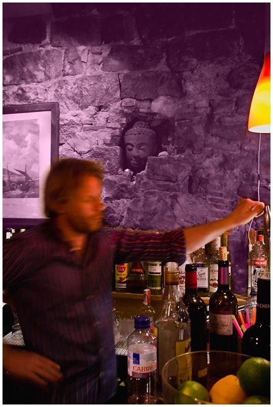One night at the Buddha Bar