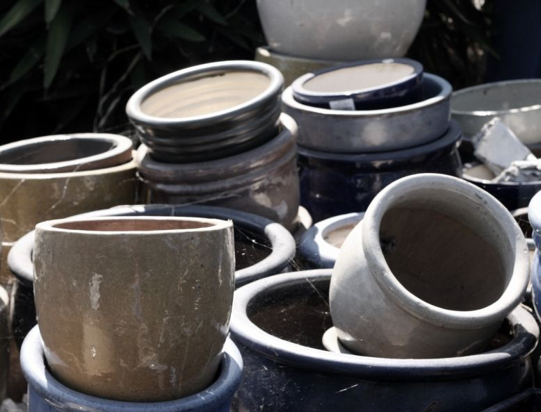 potter's heaven or pottery's grave