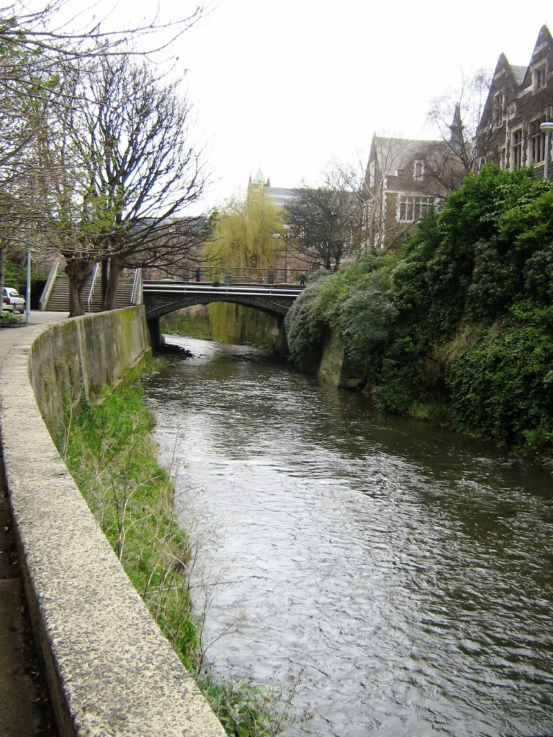 Day 6: The Leith River