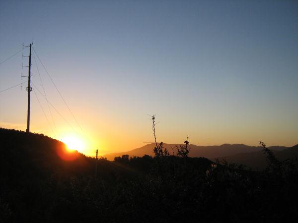 Day 76: Sunset