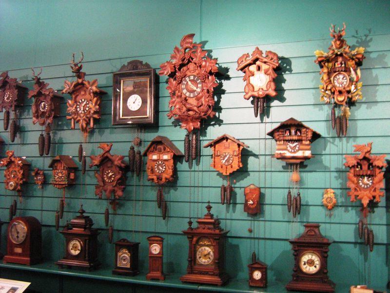 Day 123: Clocks