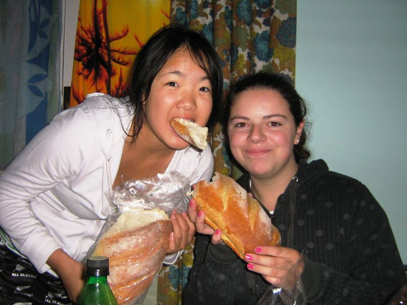 Day 128: Hot Bread