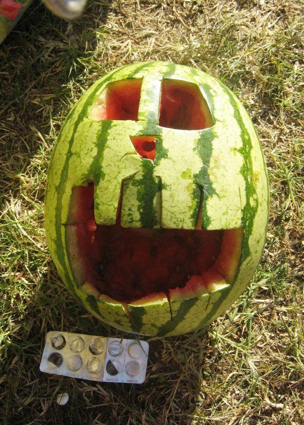 Day 142: Mr Watermelon