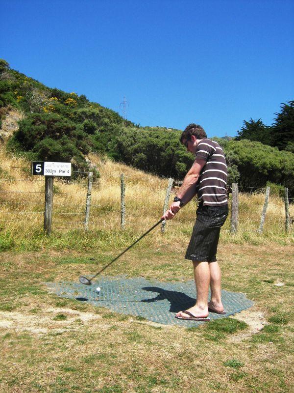 Day 149: Golf