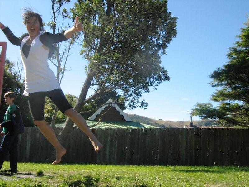 Day 164: Jump!