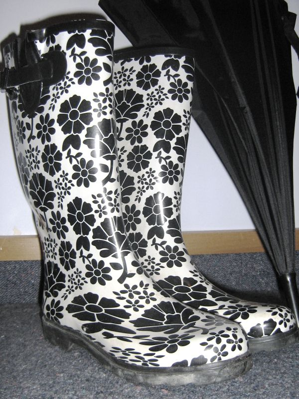 Day 188: These boots were made for...
