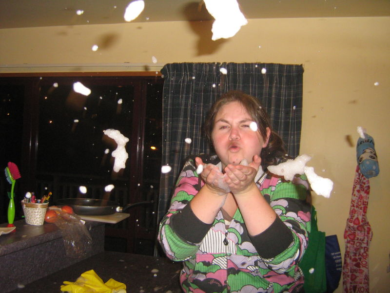 Day 195: Bubble fight