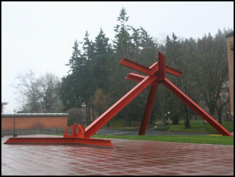 sculpture Handel WWU