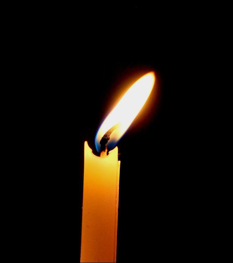 hanukah candle
