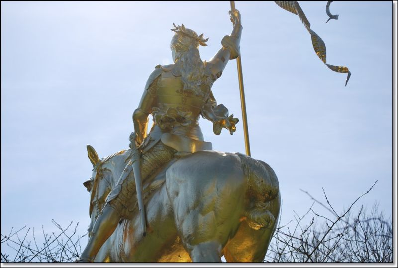 portland statue
