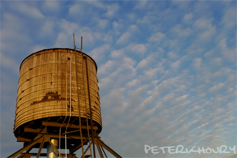water tanks II