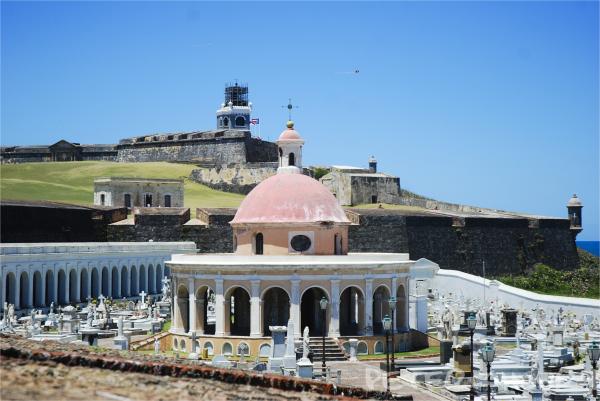 Puerto Rico Series - 4