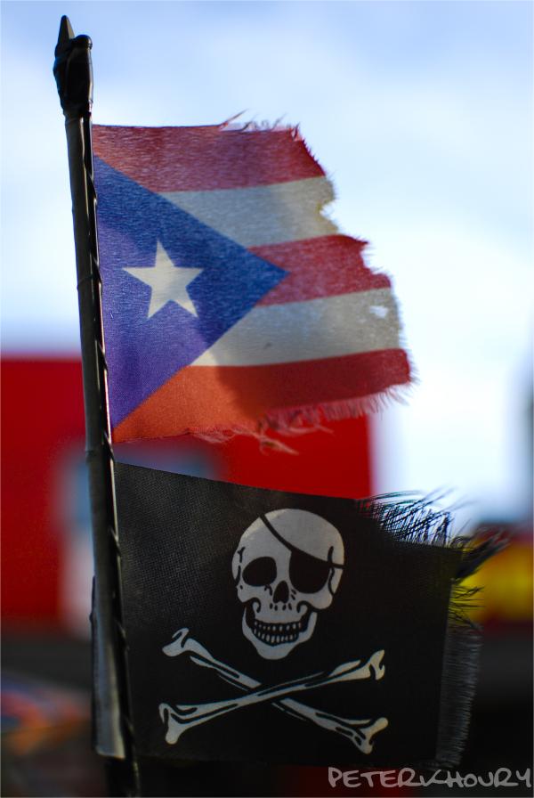 Puerto Rican Pirate