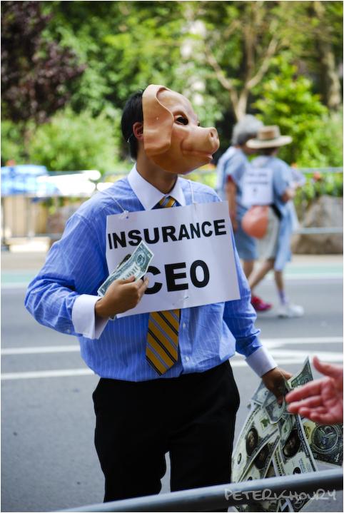 Insurance CEO