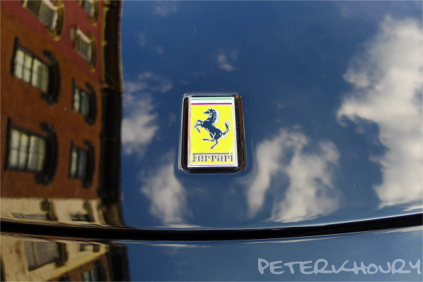 Ferrari Reflections (2 of 3)