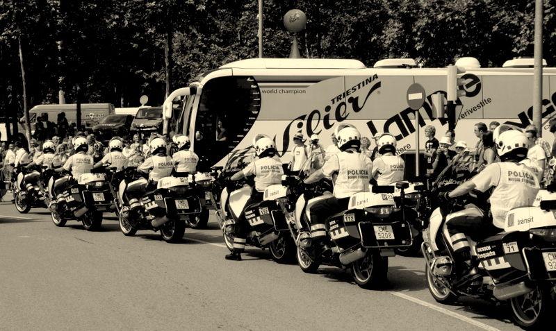 LE TOUR DE FRANCE,  AMB UNA ALTRE MIRADA, lV