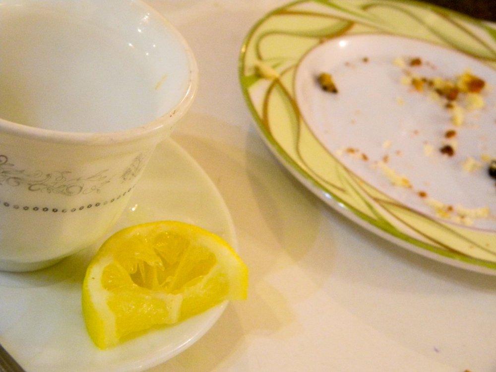 بهترین چای و لیموی تهران !!!