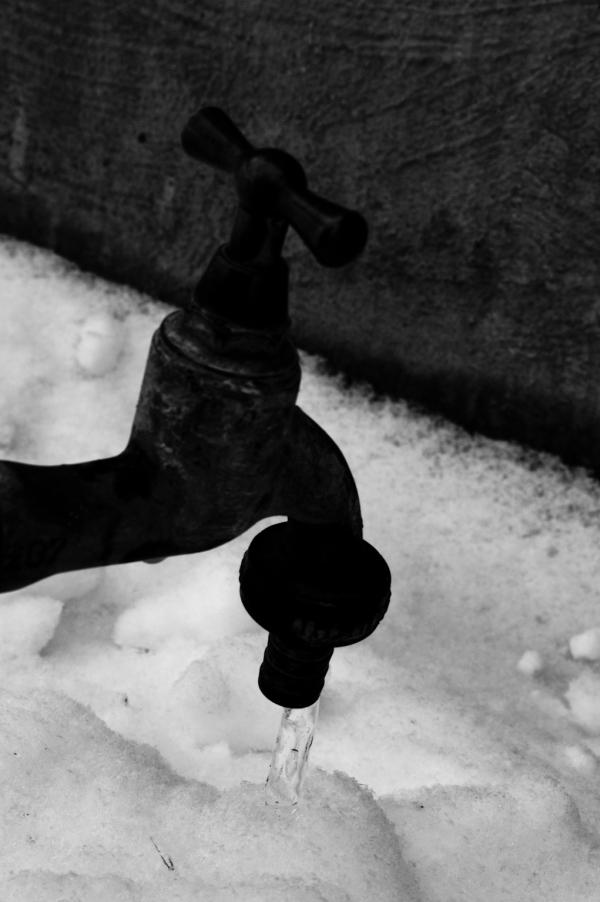 Automn End Series - Frozen Tap