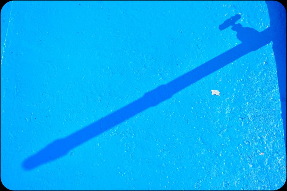 MNML Blue 1/2