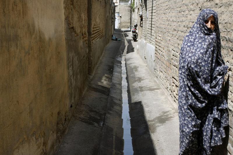 woman.street