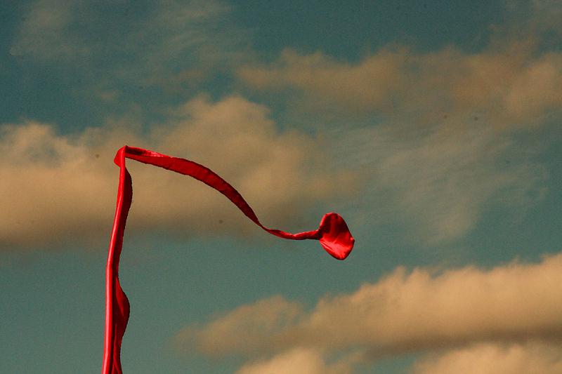 banderol rouge