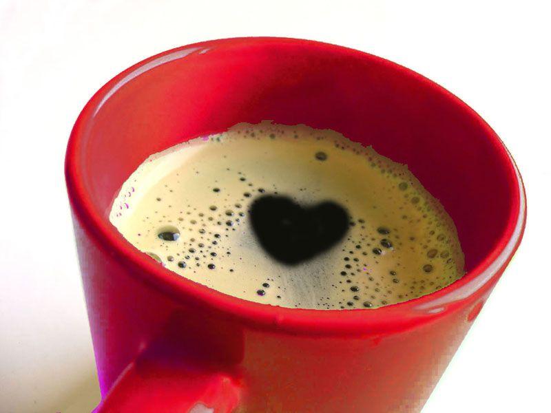 T'es dans mon café  (You are in my cup)