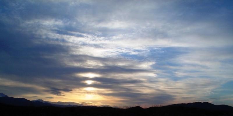 Sunrise in Damavand