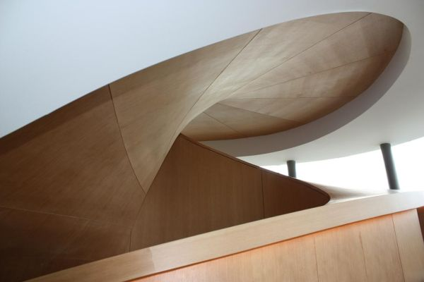 Gehry Stairs 2