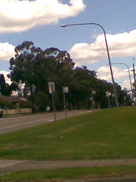 Street in Campbelltown