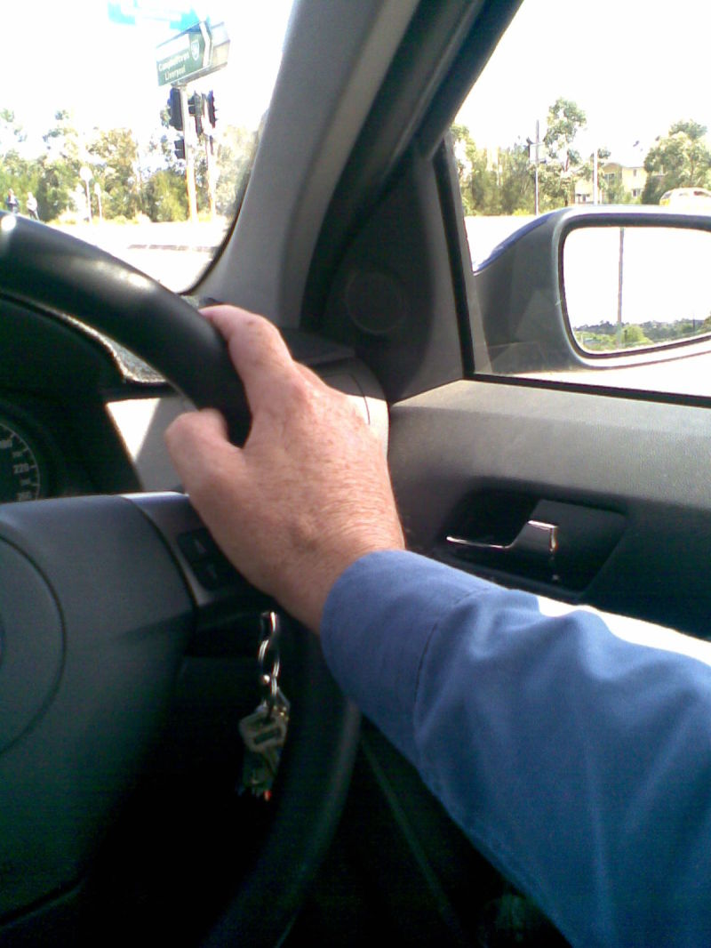 Driving in Campbelltown