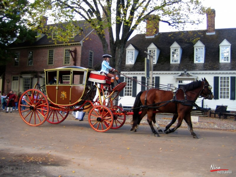 Colonial Williamsburg - 1