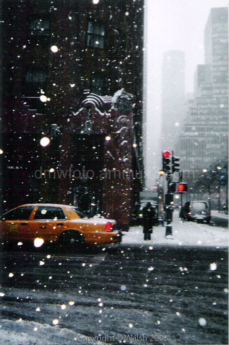 New York City Snow