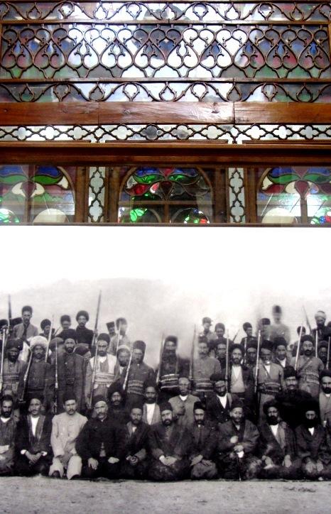 خانه مشروطه تبریز Constitution House Tabriz