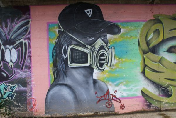 art is in the eye of the tagger