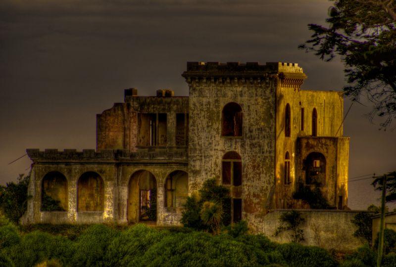 Cargills Castle retouched HDR