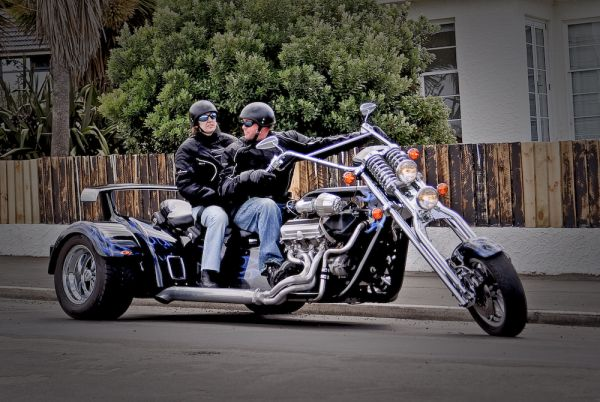 Cool V8 trike 3