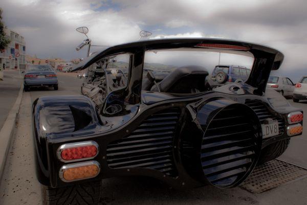 Cool V8 trike 5
