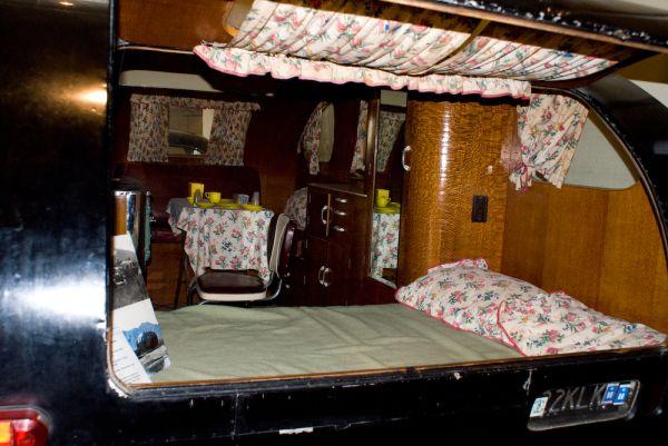 Old Caravan 2