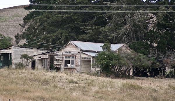 Old fram house